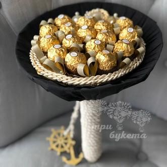 Букет из 16 «Ferrero Rocher»