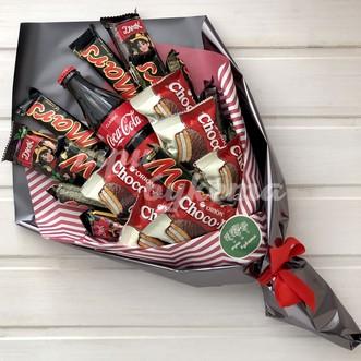 Шоколадный букет Mars